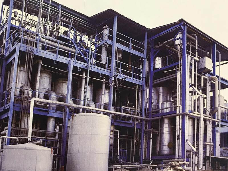 Nova planta de polimerização continua para nylon 6